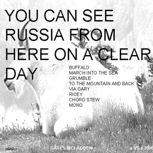 Image for 'You Can See Russia From Here On A Clear Day'