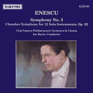 Image for 'ENESCU: Symphony No. 3 / Chamber Symphony'