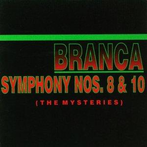 Imagen de 'Symphony Nos. 8 & 10 (The Mysteries)'