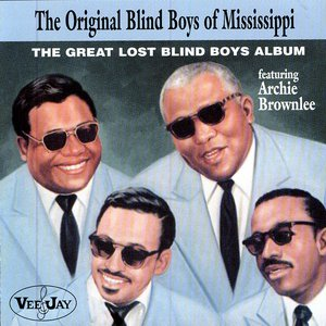Image for 'The Great Lost Blind Boys Album'