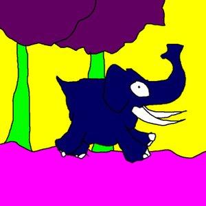 Image for 'Robert jagt blaue elefanten'