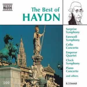 Immagine per 'HAYDN (THE BEST OF)'
