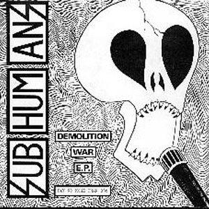 Image for 'Demolition War E.P.'