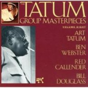 Image for 'Art Tatum, Ben Webster, Red Callender, Bill Douglass'