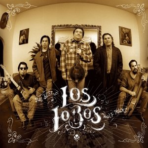 Image for 'Wolf Tracks: The Best of Los Lobos'