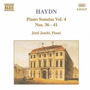Image for 'HAYDN: Piano Sonatas Nos. 36-41'