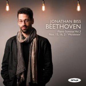 Image for 'Beethoven: Piano Sonatas, Vol. 3'