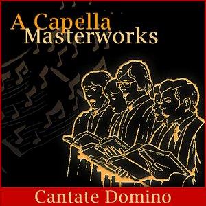 Immagine per 'A Capella Masterworks: Cantate Domino'