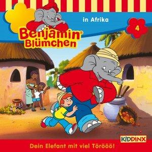 Bild für 'Folge 4 - Benjamin Blümchen in Afrika'