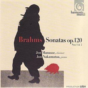 Image for 'Brahms: Clarinet Sonatas Nos. 1 & 2, Op. 120'