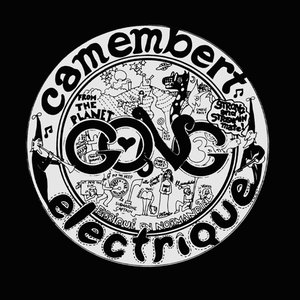 Image for 'Camembert Electrique'
