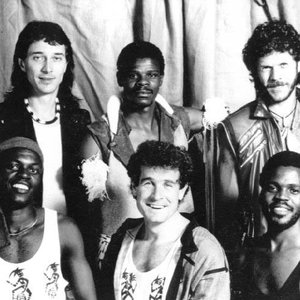Imagem de 'Johnny Clegg and Savuka'