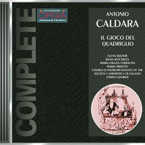 Image for 'Caldara: Vola Il Tempo / Il Giuoco Di Quadriglio / Che Dite O Miei Pensieri / 4 Canons'