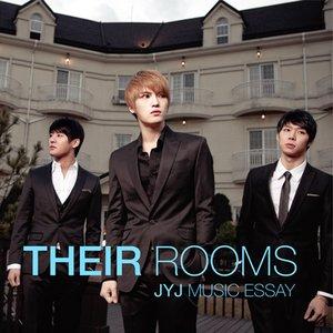 Bild för 'Music Essay: Their Rooms'