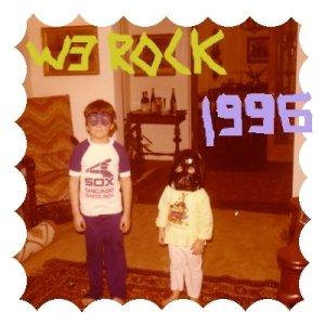 Bild för 'we rock 1996'