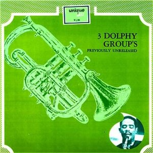 Image for 'Eric Dolphy On Unique Jazz'