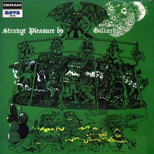 Image for 'Strange Pleasure'
