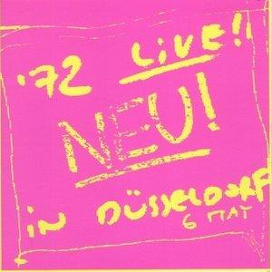 Image for 'Neu! '72 Live! In Düsseldorf'