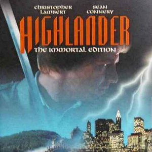 Image for 'Highlander - The Immortal Edition'