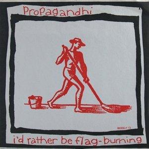 Image for 'I'd Rather Be Flag Burning'