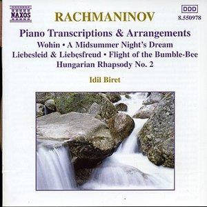 Imagem de 'RACHMANINOV: Piano Transcriptions and Arrangements'