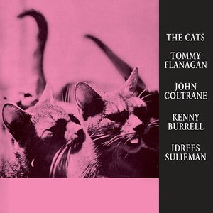 Image for 'John Coltrane, Tommy Flanagan, Kenny Burrell, Idrees Sulieman'