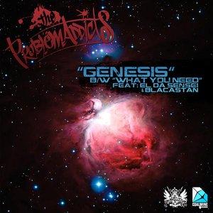 Image for 'Genesis (Digi 12)'