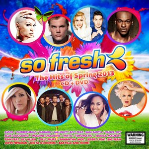 Image for 'So Fresh: The Hits of Spring 2013'