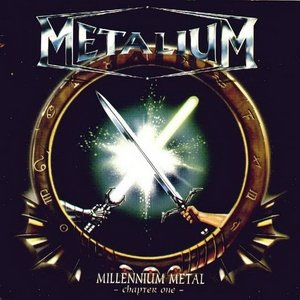 Image for 'Millennium Metal - Chapter One'