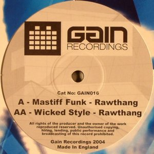 Image for 'Mastiff Funk / Wicked Style'