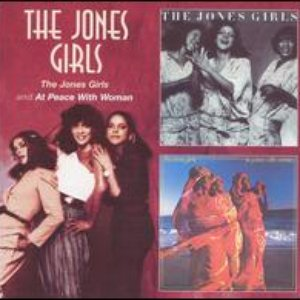 Image for 'The Jones Girls + At Peace With Woman'