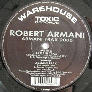 Image for 'Armani Trax'