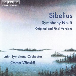 'Sibelius: Symphony No. 5 (Original and Final Versions)'の画像