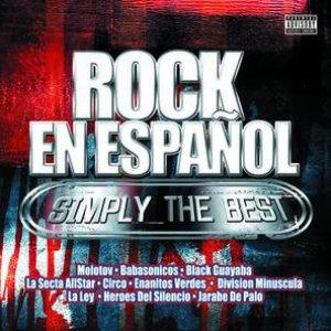 Image pour 'Rock En Español Simply The Best'