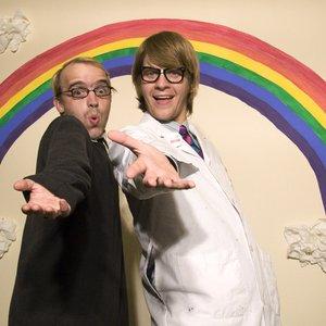 Image for 'Dr Nasrad & Professor Flex'