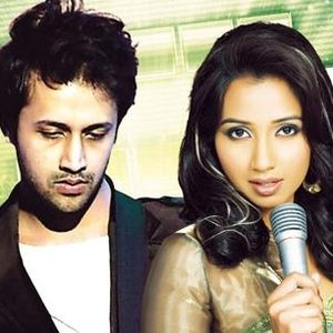 Image for 'Atif Aslam & Shreya Ghoshal'