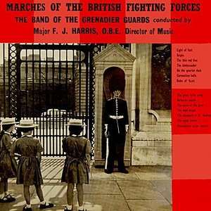 Image pour 'Marches Of The British Fighting Forces'