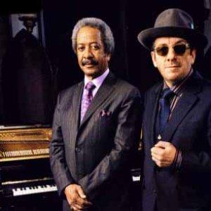 Bild för 'Elvis Costello & Allen Toussaint'