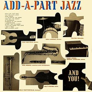 Image for 'Add A Part Jazz And You!'