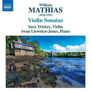 Image for 'Mathias: Violin Sonatas'