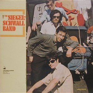 Image for 'The Siegel-Schwall Band'