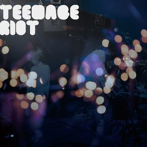 Image for 'TEENAGE RIOT'