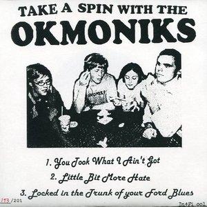 Imagem de 'Take a Spin with the Okmoniks'
