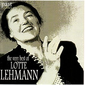 Image for 'The Very Best of Lotte Lehmann'