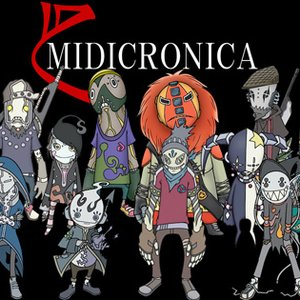 Image for 'MIDICRONICA'