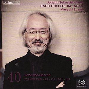 Image for 'BACH, J.S.: Cantatas, Vol. 40 (Suzuki) - BWV 79, 137, 164, 168'