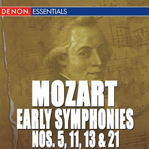 Image for 'Mozart: Early Symphonies'