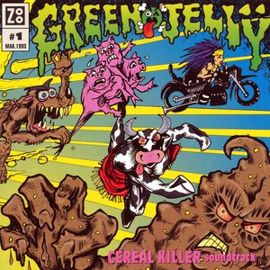 Image for 'Green Jelly Theme Song'