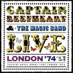 Imagen de 'London '74 - Live'
