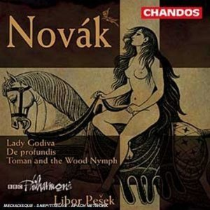 Image for 'Lady Godiva / Toman and the Wood Nymph / De profundis (BBC Philharmonic feat. conductor: Libor Pešek)'